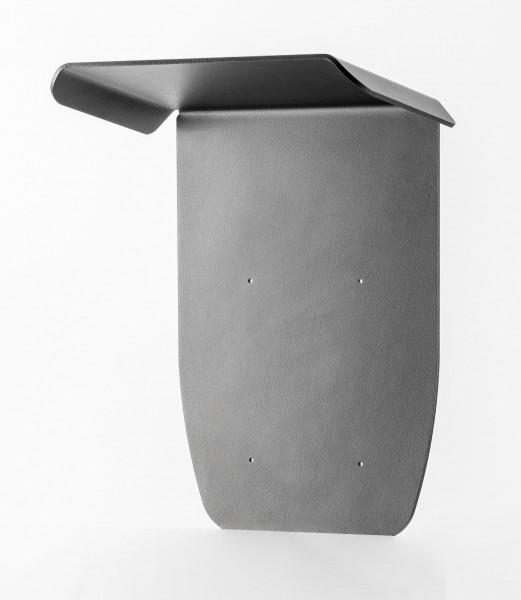 Pracht Montageplatte mit Regenschutzdach - Wandhalterung für Ladestation Alpha - NRG9001