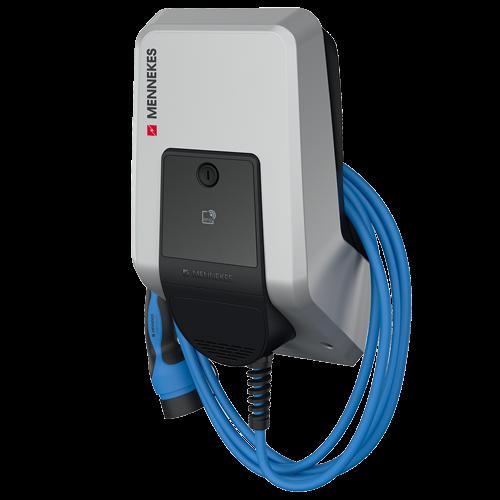 MENNEKES AMTRON Charge Control 11 C2 Ladestation 11kW inkl. 7,5m Typ 2 Ladekabel (KFW förderfähig)