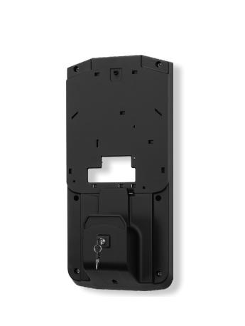 ABL Montageplatte 1W0001 mit Schlüsselschalter und Kabelaufhängung